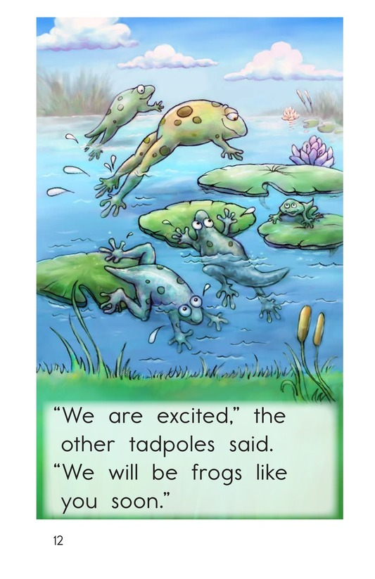 Book Preview For Tadpole Teasing Page 12