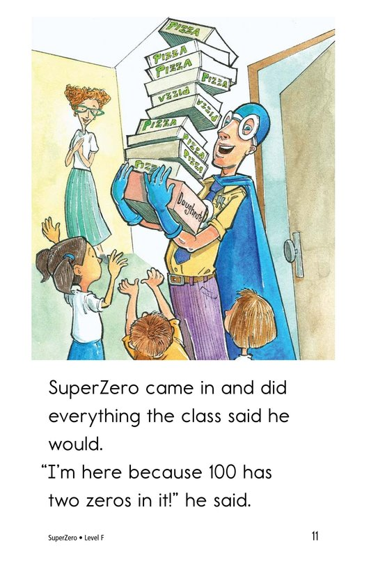 Book Preview For SuperZero Page 11