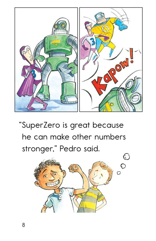 Book Preview For SuperZero Page 8