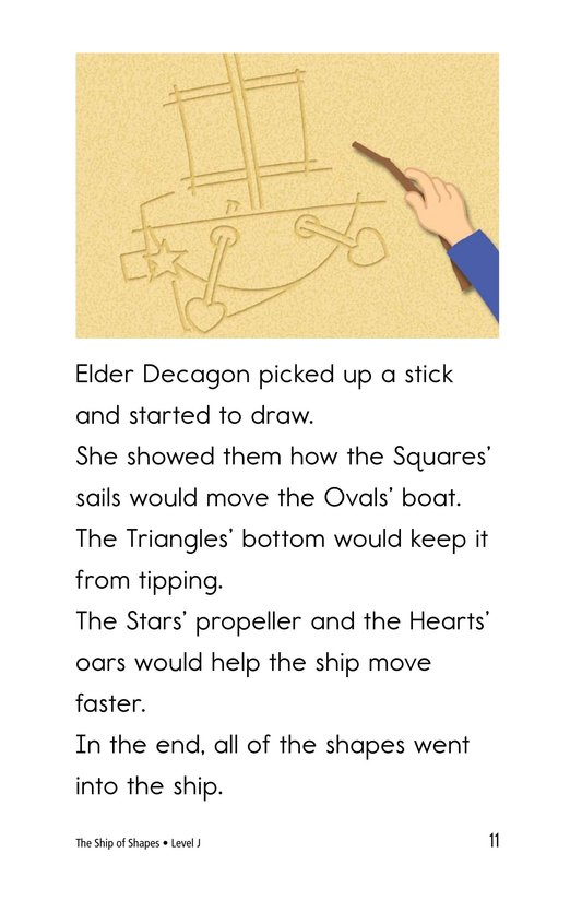Book Preview For The Ship of Shapes Page 11
