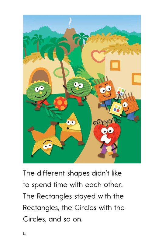 Book Preview For The Ship of Shapes Page 4