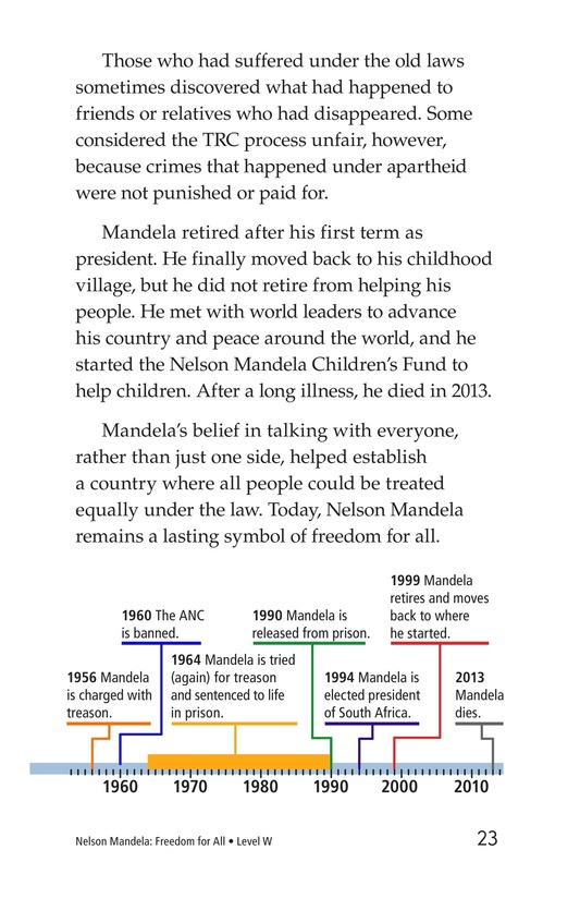 Book Preview For Nelson Mandela Page 23
