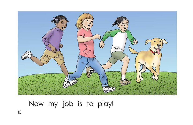 Book Preview For What's My Job? Page 10