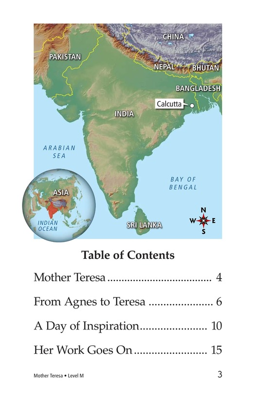 Book Preview For Mother Teresa: Mother to Many Page 3