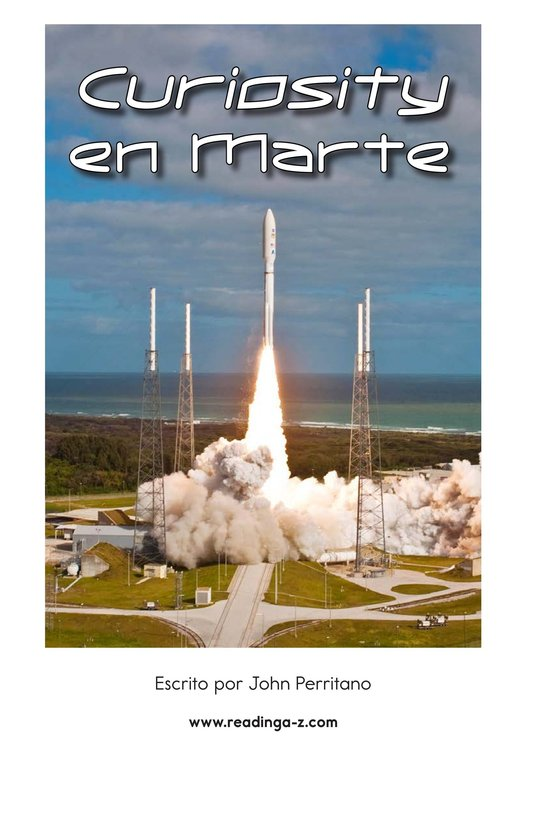 Book Preview For Curiosity on Mars Page 2