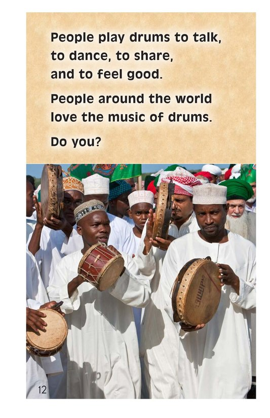 Book Preview For Drums Around the World Page 12