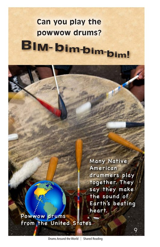 Book Preview For Drums Around the World Page 9