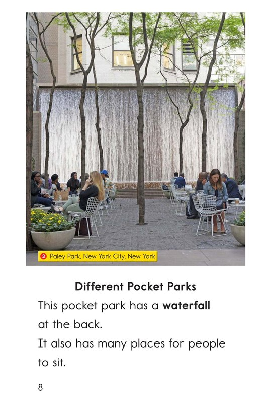 Book Preview For Pocket Parks Page 8