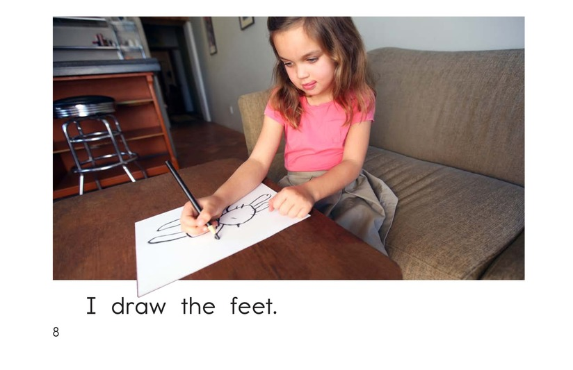Book Preview For I Draw a Bunny Page 8