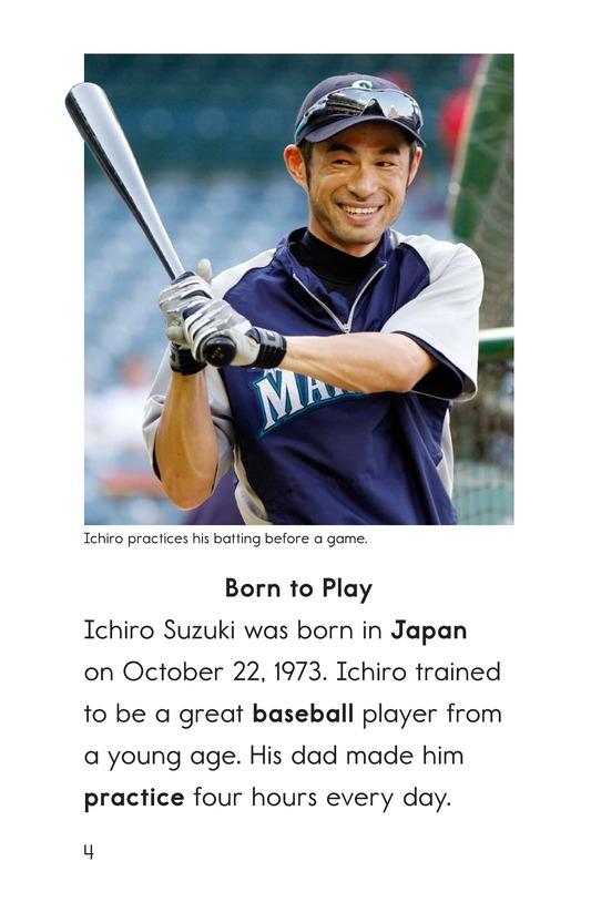 Book Preview For Ichiro Suzuki Page 4