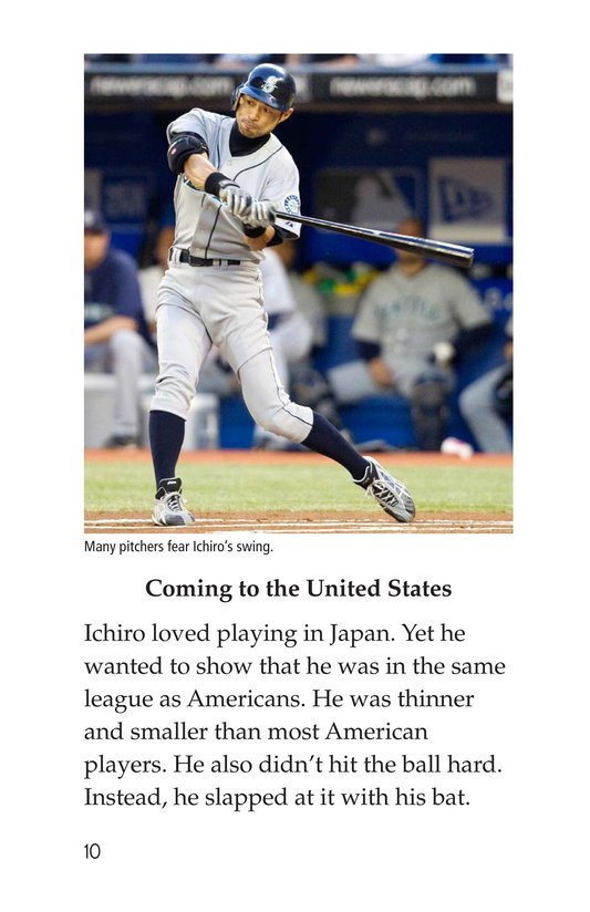 Book Preview For Ichiro Suzuki Page 10