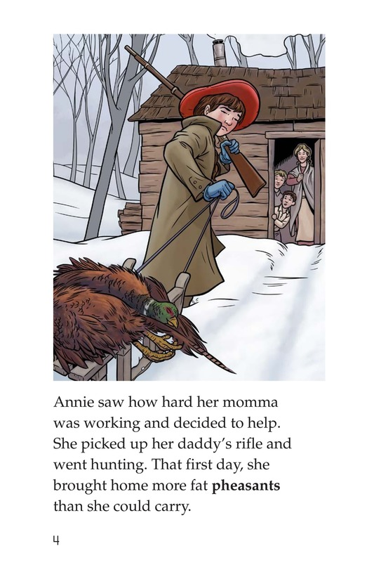 Book Preview For Annie Oakley Page 4