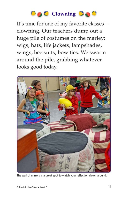 Book Preview For Off to Join the Circus Page 11