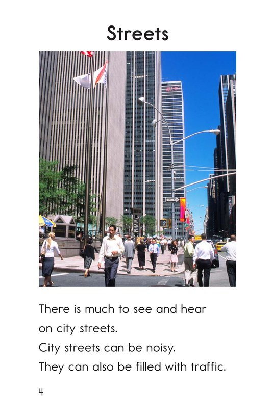 Book Preview For The City Page 4