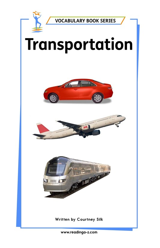 Book Preview For Transportation Page 1