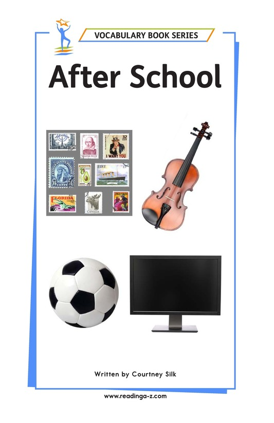 Book Preview For After School Page 1