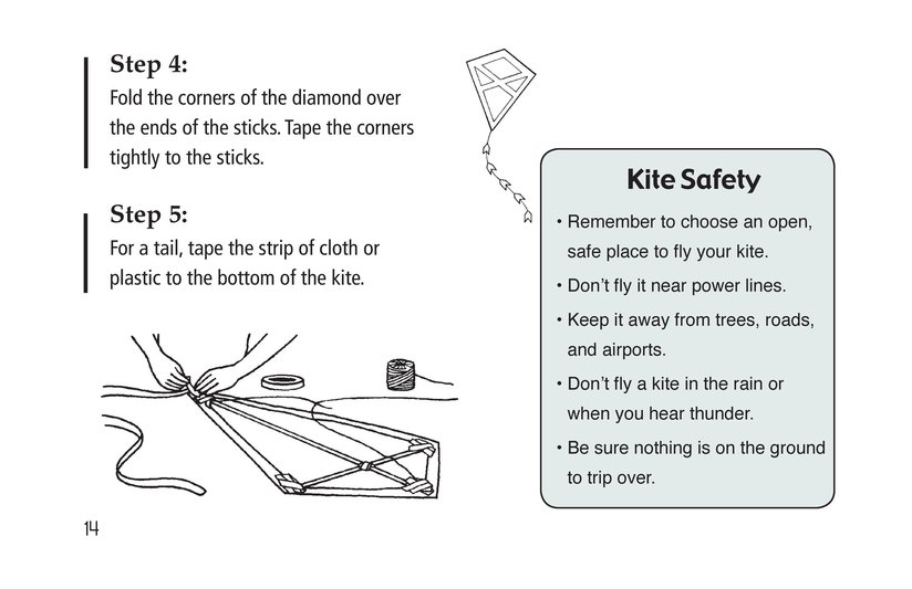Book Preview For All About Kites Page 14