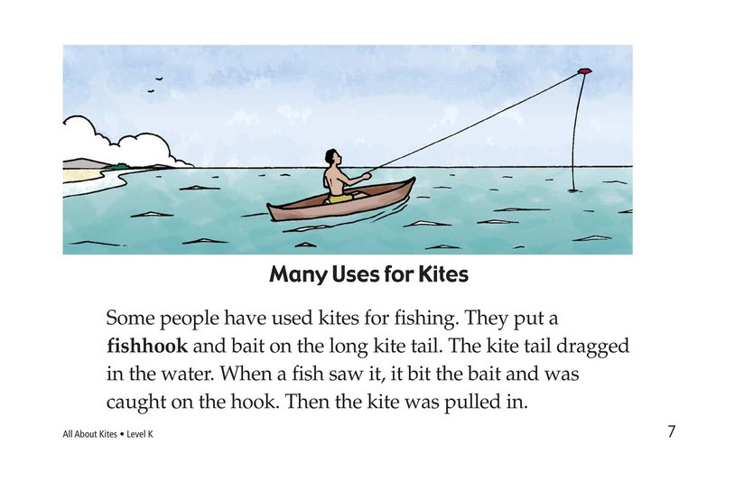 Book Preview For All About Kites Page 7