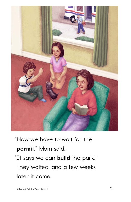 Book Preview For A Pocket Park for Tiny Page 11