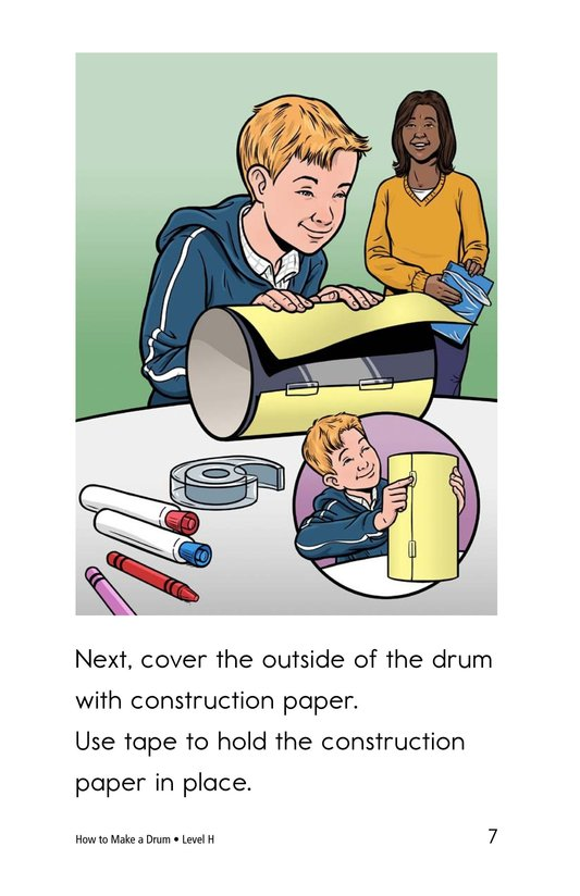 Book Preview For How to Make a Drum Page 7