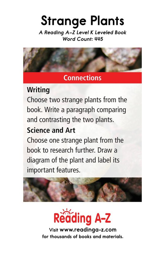 Book Preview For Strange Plants Page 17