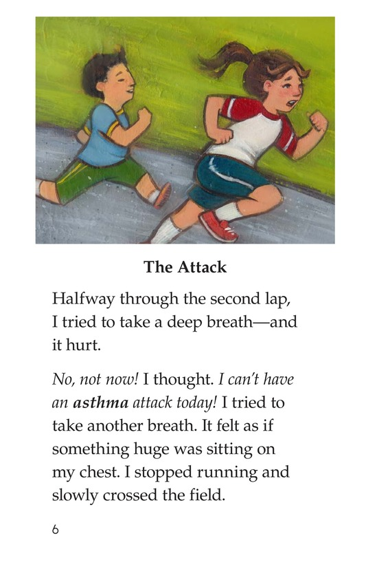 Book Preview For The Day I Couldn't Breathe Page 6