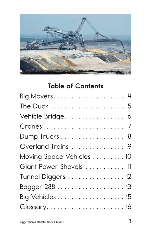 Book Preview For Bigger Than a Monster Truck Page 3