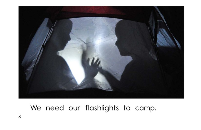 Book Preview For Backyard Camping Page 8