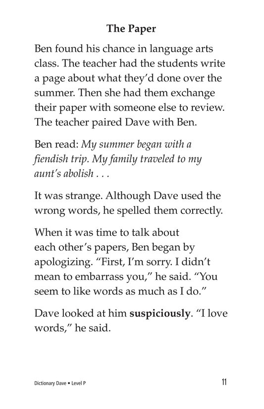 Book Preview For Dictionary Dave Page 11