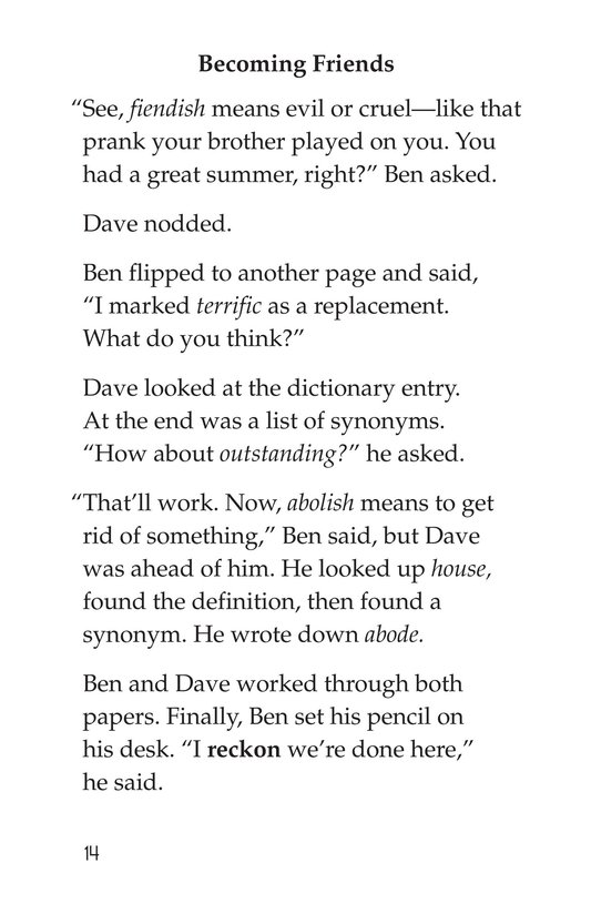 Book Preview For Dictionary Dave Page 14