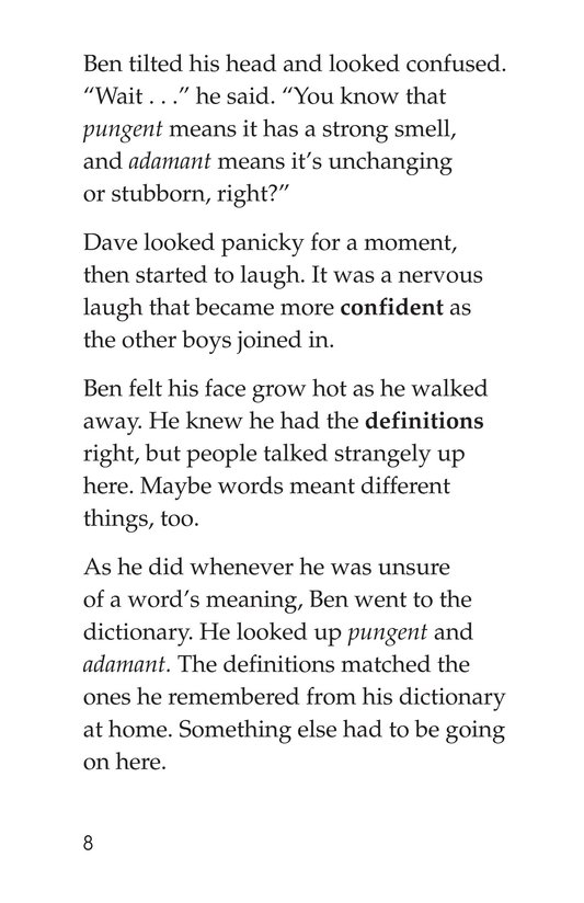 Book Preview For Dictionary Dave Page 8