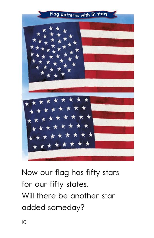 Book Preview For Stars and Stripes Page 10