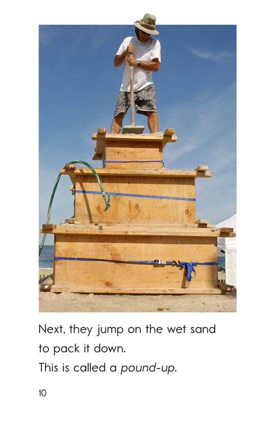 Book Preview For Statues in the Sand Page 10