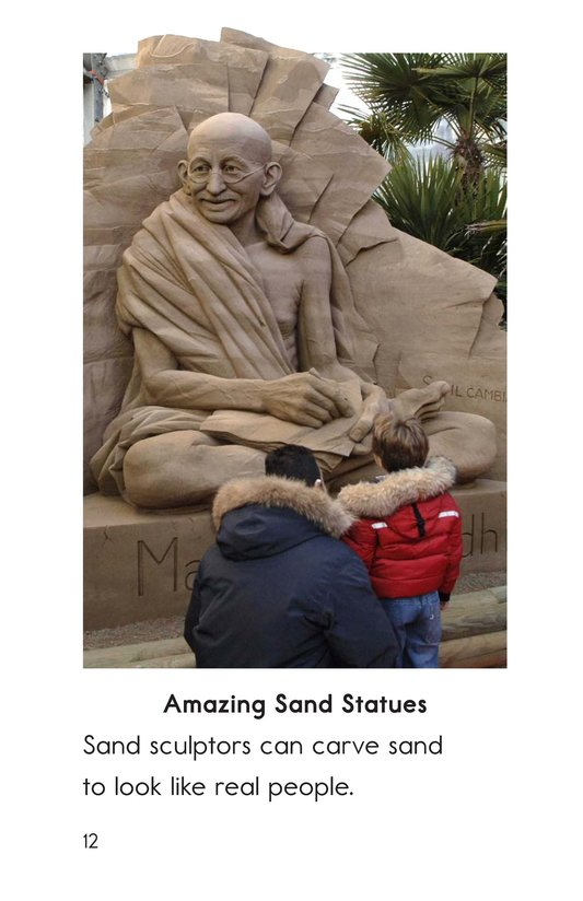 Book Preview For Statues in the Sand Page 12