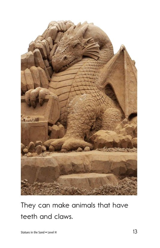 Book Preview For Statues in the Sand Page 13