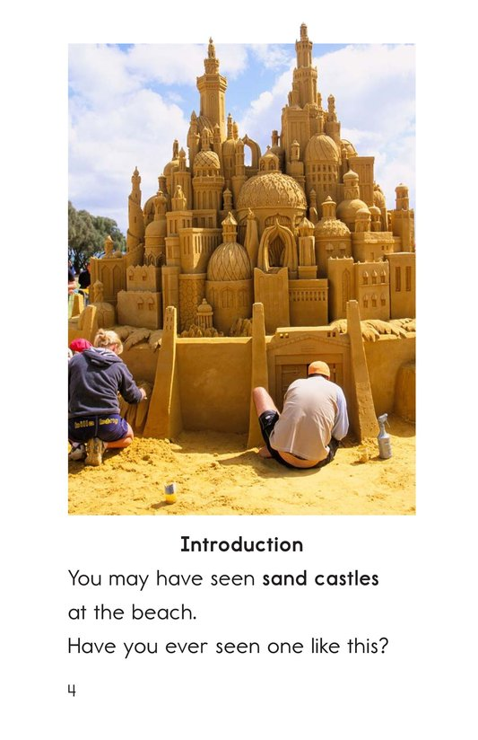 Book Preview For Statues in the Sand Page 4