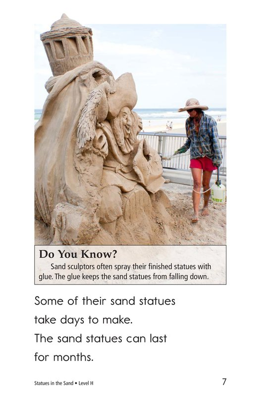 Book Preview For Statues in the Sand Page 7