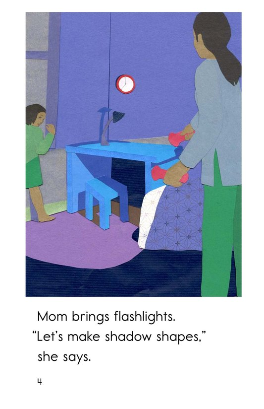 Book Preview For Flashlight Shadow Show Page 4