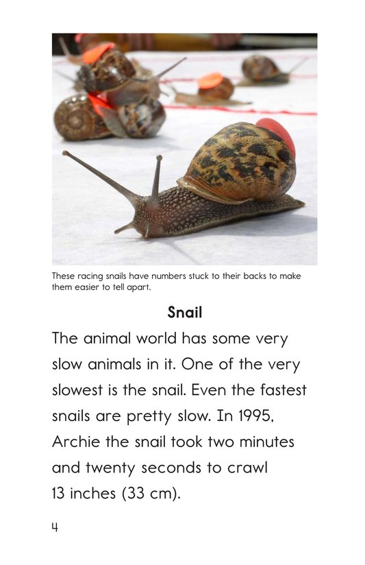 Book Preview For Slow and Slower Page 4