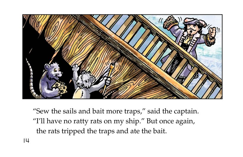 Book Preview For Ratty Rats Page 14