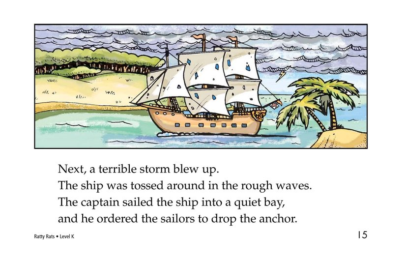 Book Preview For Ratty Rats Page 15