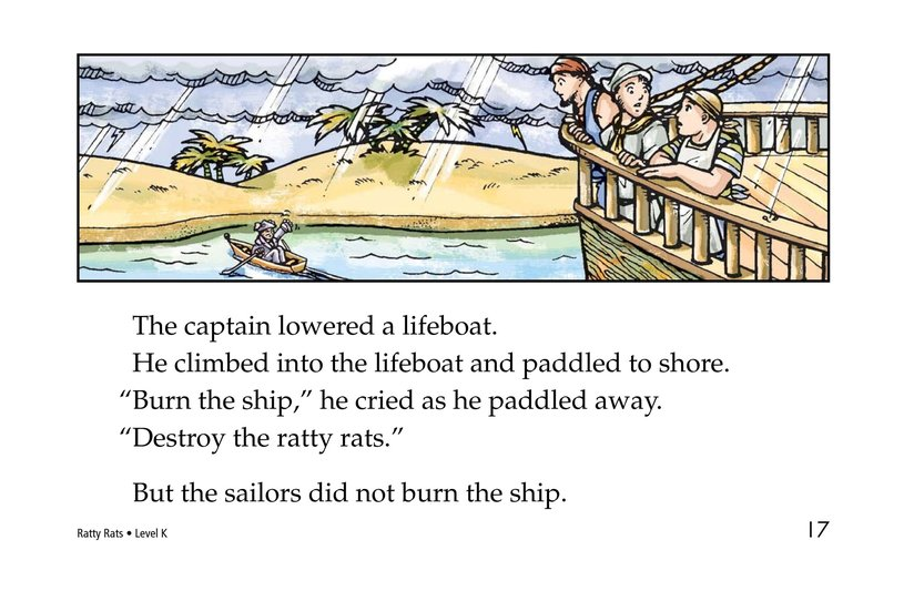 Book Preview For Ratty Rats Page 17