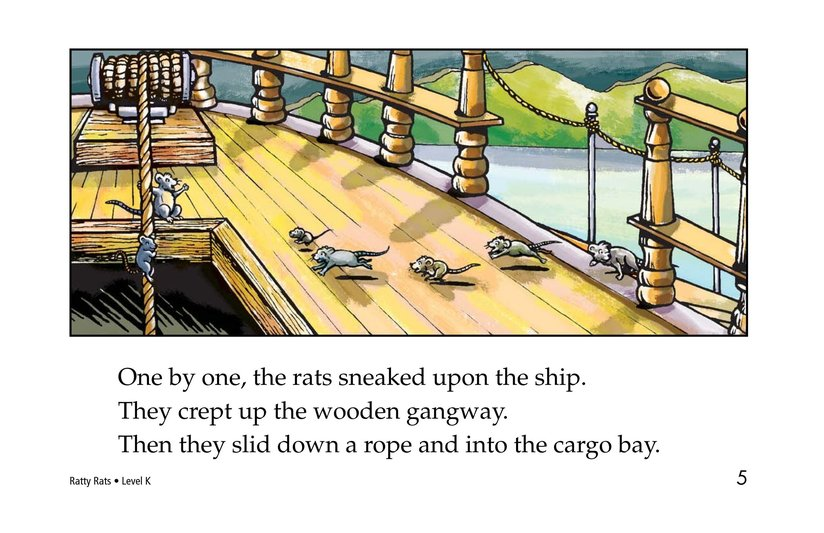 Book Preview For Ratty Rats Page 5