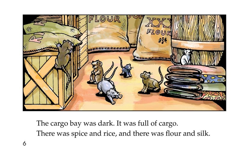 Book Preview For Ratty Rats Page 6
