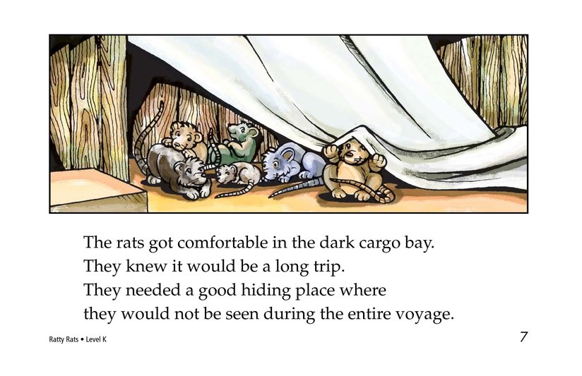 Book Preview For Ratty Rats Page 7