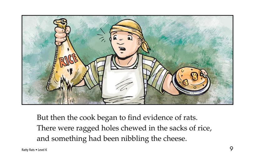 Book Preview For Ratty Rats Page 9
