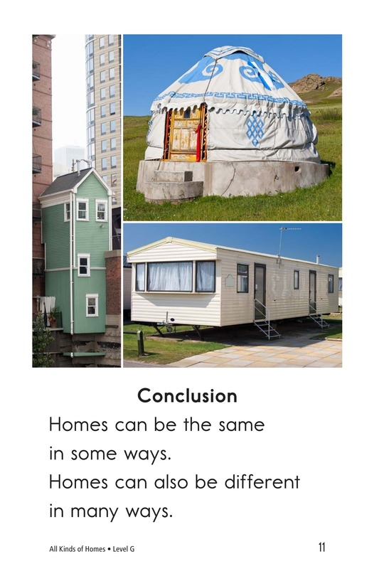 Book Preview For All Kinds of Homes Page 11