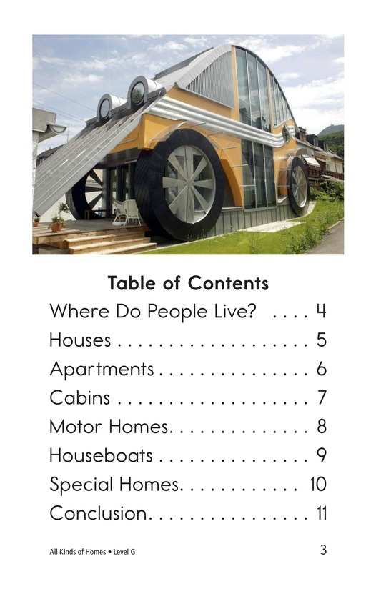 Book Preview For All Kinds of Homes Page 3