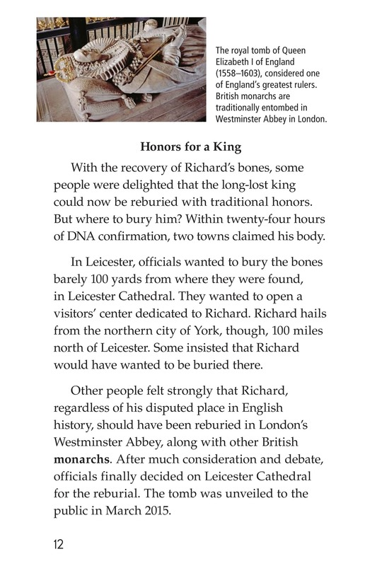 Book Preview For The Bones of a King Page 12