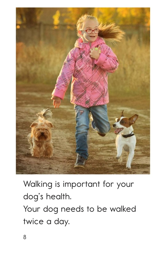 Book Preview For Caring for Your Dog Page 8